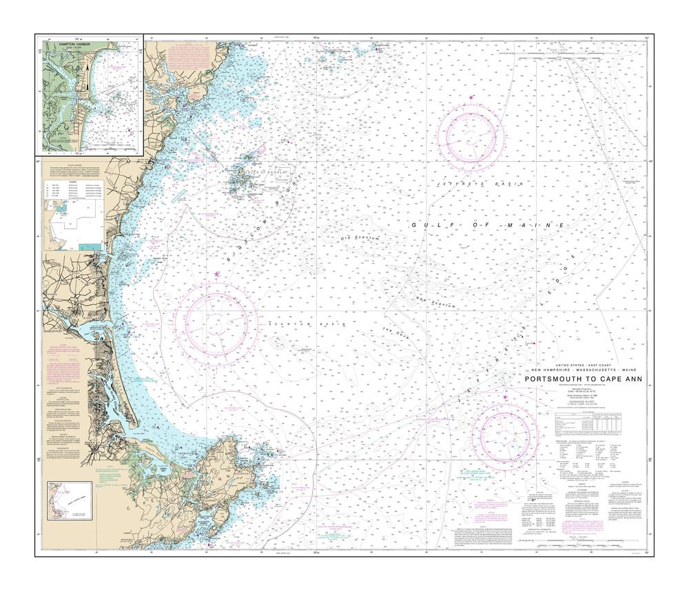 NOAA Chart - 13278_Public