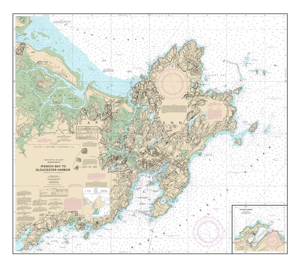 NOAA Chart - 13279_Public