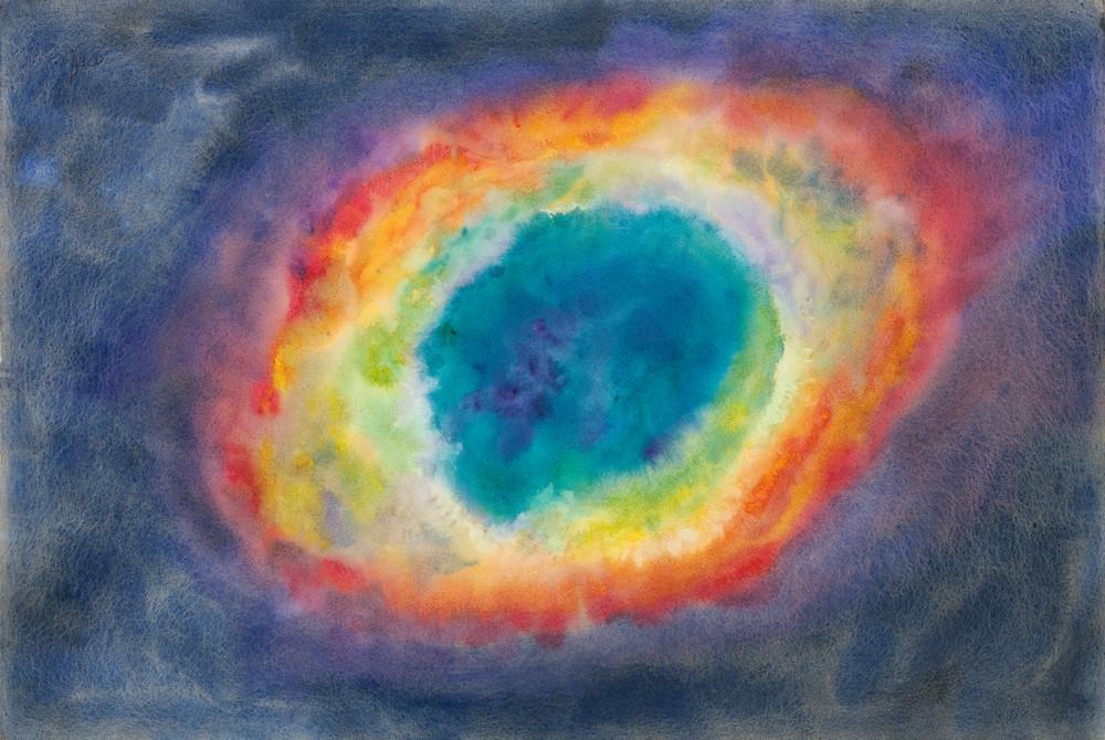 Ring Nebula M57 Art | capeanngiclee