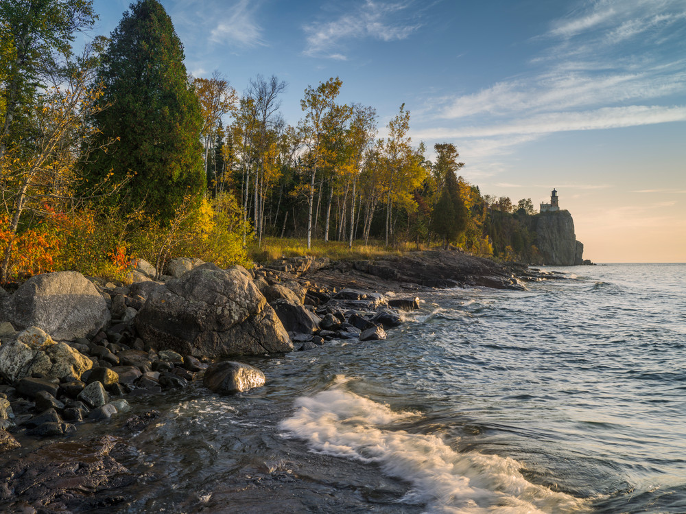 Rise and Shine along Lake Superior