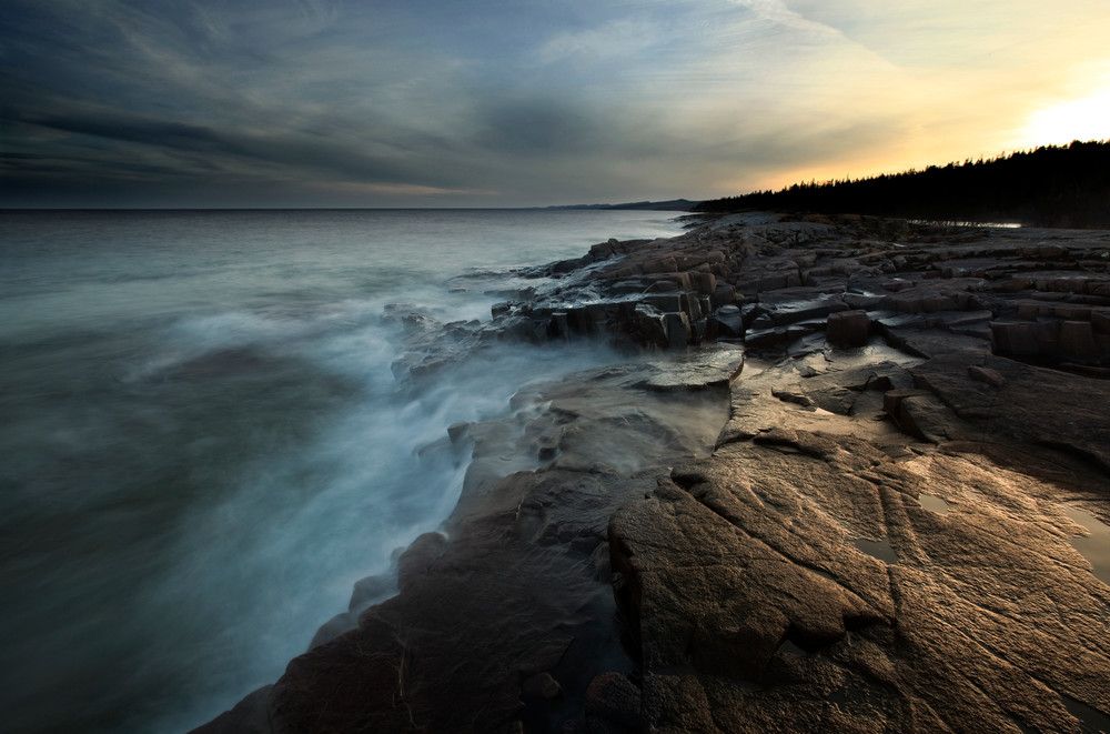 Ominous captured along Lake Superior