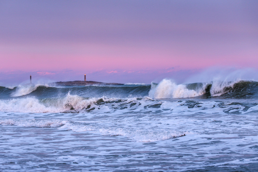 Spring Storm Thachers Island Art | capeanngiclee