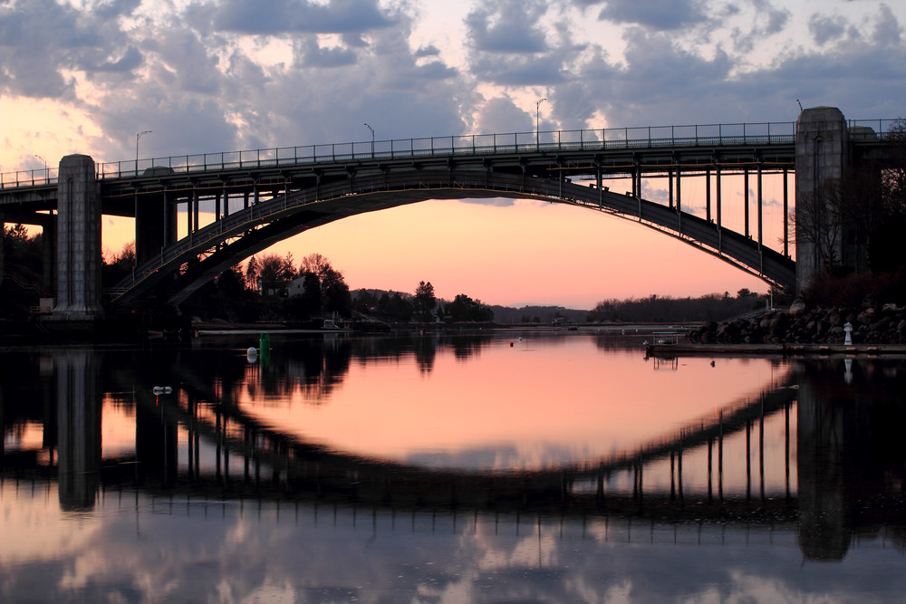 Thru the Bridge