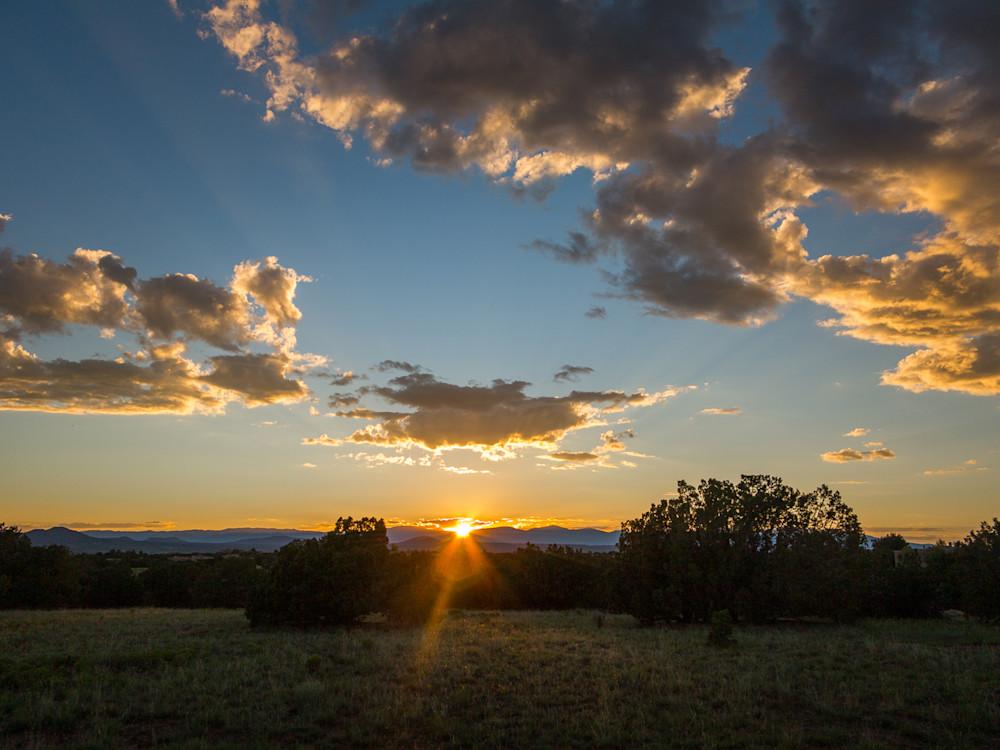 landscape, photography, New Mexico, Southwest, sunset
