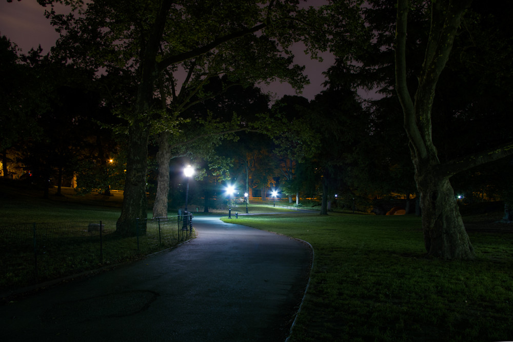 photography, nocturne, New York City, Central Park, NYC, Manhattan