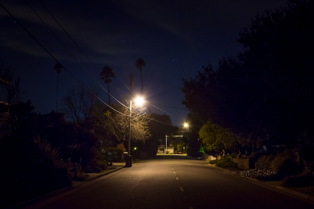 Photography, Santa Cruz, nocturne, California
