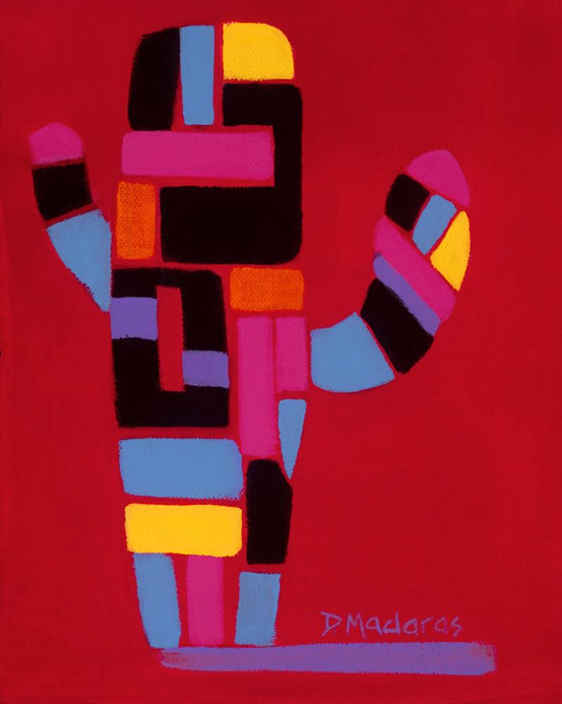 Mambo Saguaro | Southwest Art Gallery Tucson | Madaras