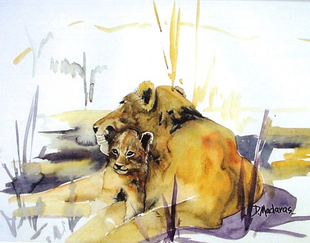 Pride and Joy | Southwest Art Gallery Tucson | Madaras