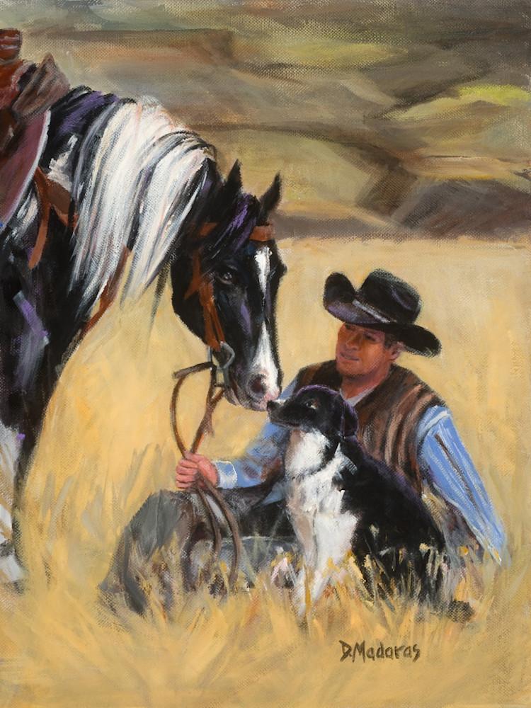Best Friends | Southwest Art Gallery Tucson | Madaras
