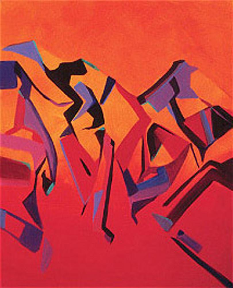 Mountain Mambo III | Southwest Art Gallery | Madaras