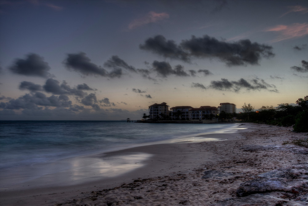 A Fine Art Photograph of Romantic Shores of the Bahamas by Michael Pucciarelli