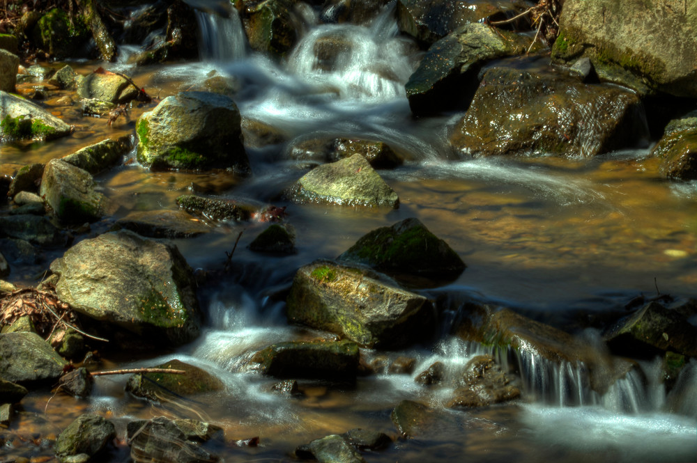 Fine Art Photograph of Waters of Susquehanna by Michael Pucciarelli
