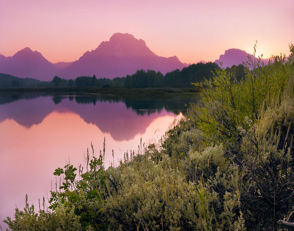Purple Mountains Majesty, Grand Tetons NP