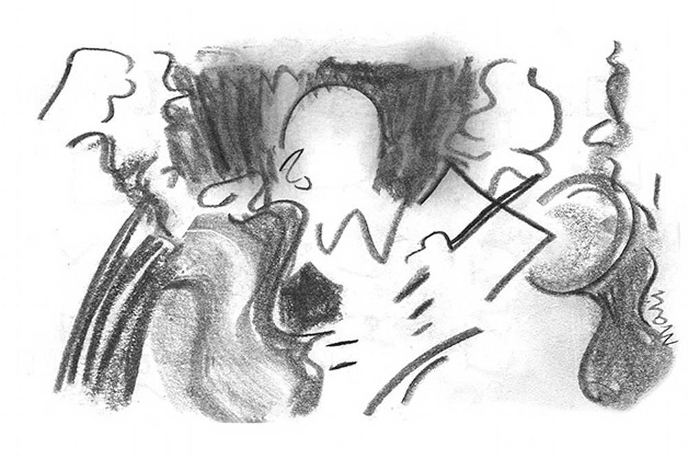 Jazz  Men  Vibes Art | capeanngiclee