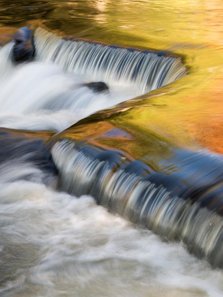Autumn's Palette at Bond Falls, MI