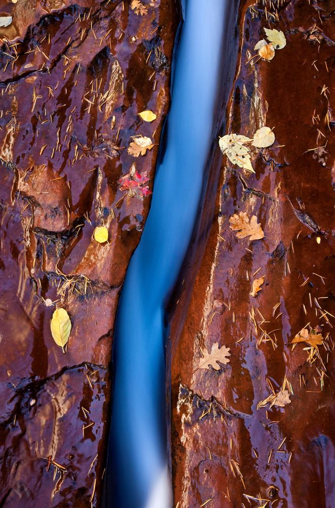 Left Fork of Zion National Park