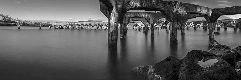 Ahukini Pier, Lihue | Kauai Fine Art Photography, Hawaii