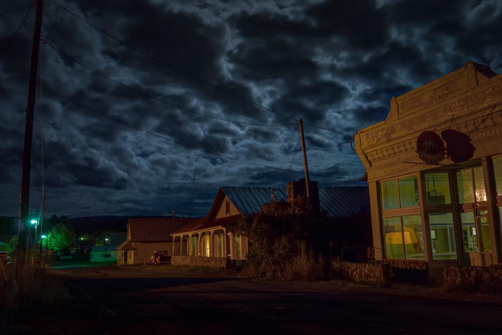 Landscape, New Mexico, Photography, nocturne, Southwest, Los Ojos