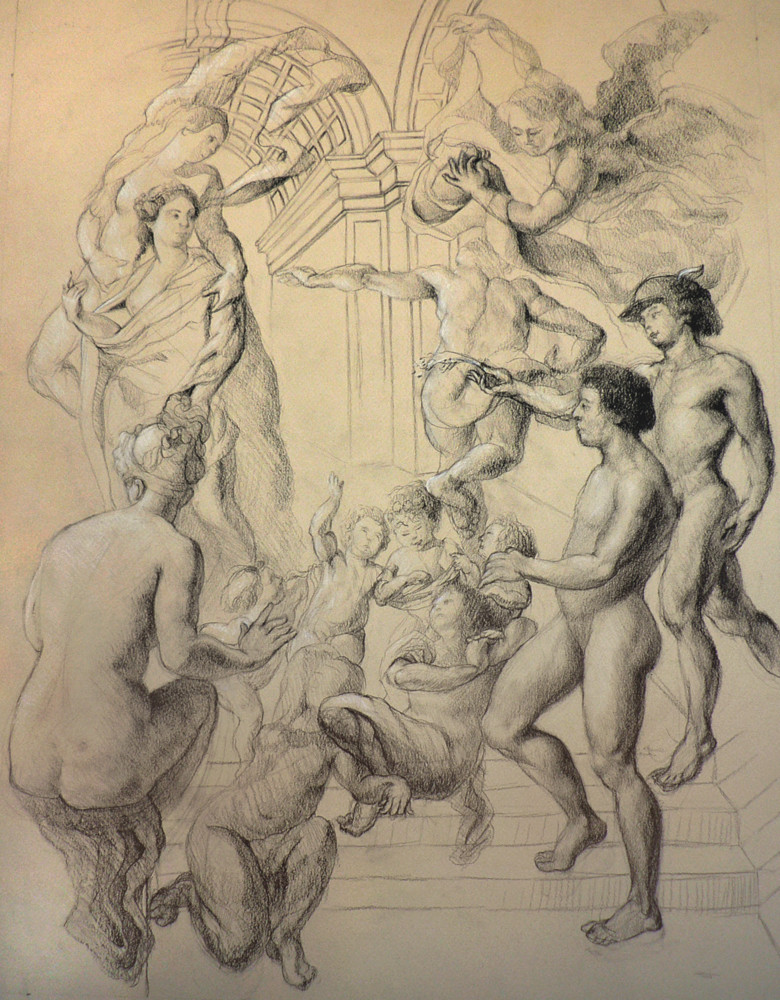 Temptation - Fine Art Print