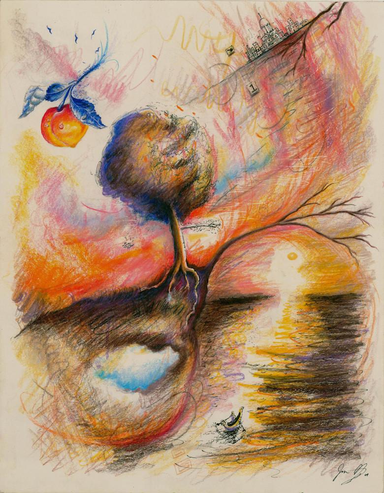 Fine Art Print - Dreaming