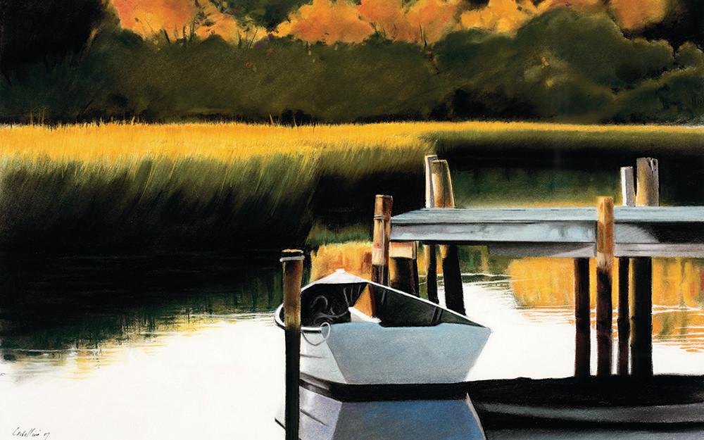 Autumn Dock