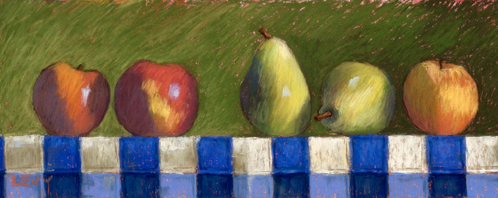 Red Apples & Green Pears