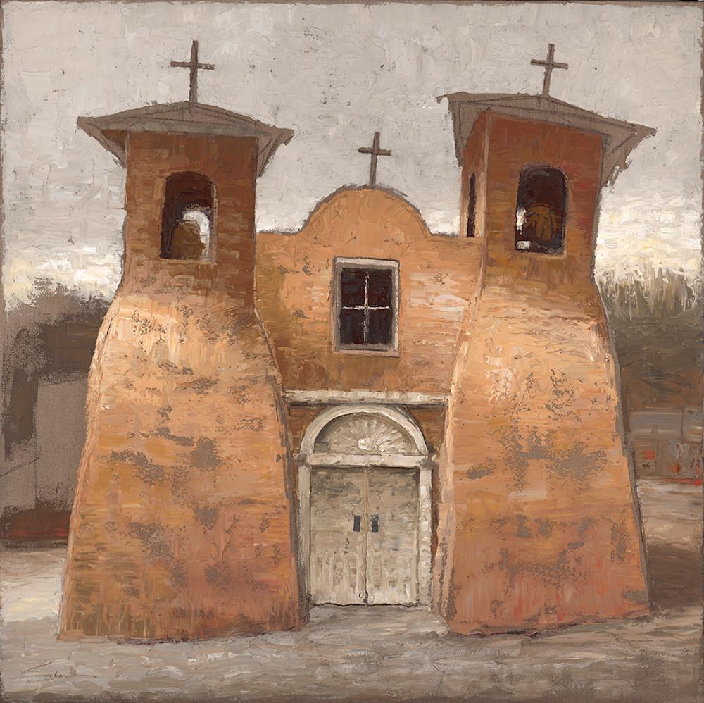 St. Francis Church Art | Fine Art New Mexico