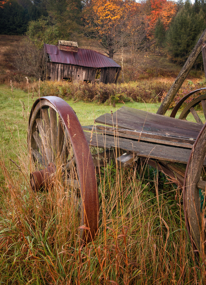 Collectable Vermont rural landscape Fine Art prints/Discover the perfect New England scene by Thomas Schoeller