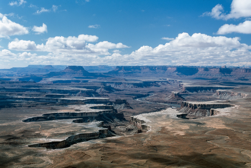 We Cannot Continue To Overlook High >> Canyonlands National Park Utah Green River Overlook Islands In