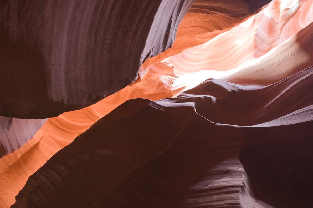Upper Antelope Canyon, Page, Utah