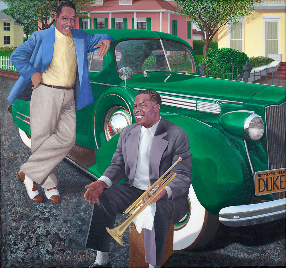 Armstrong and Ellington