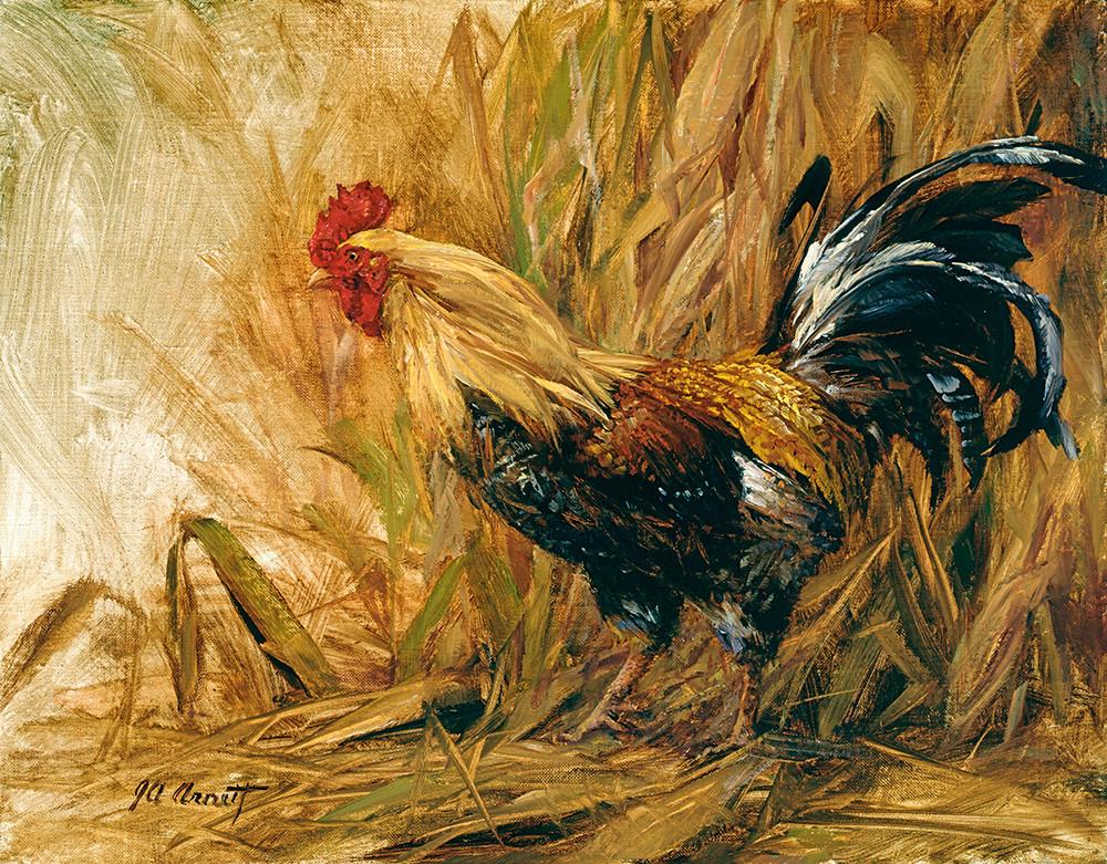 In The Corn, Joe Anna Arnett