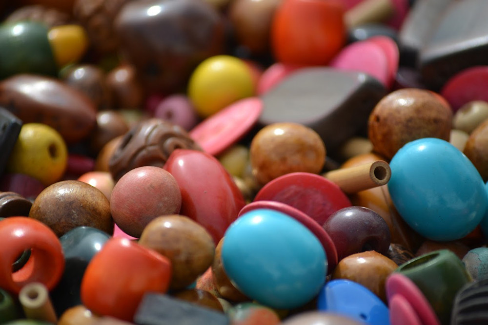 Colored Beads
