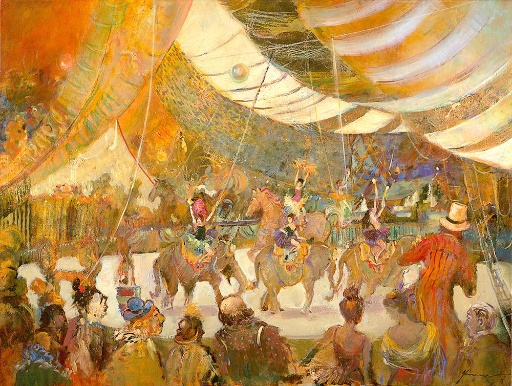 Antique Circus