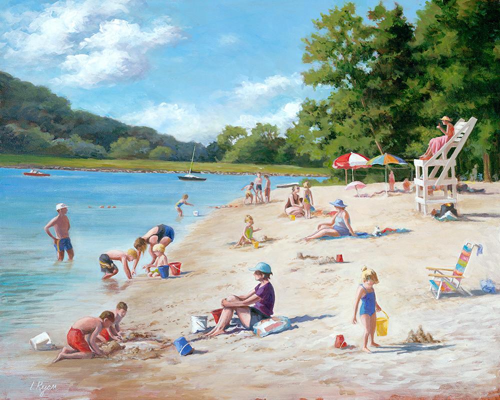 New Milford Beach