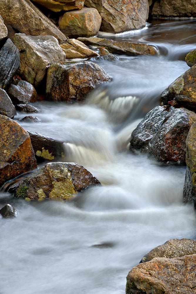 Falls at New Pond Farm