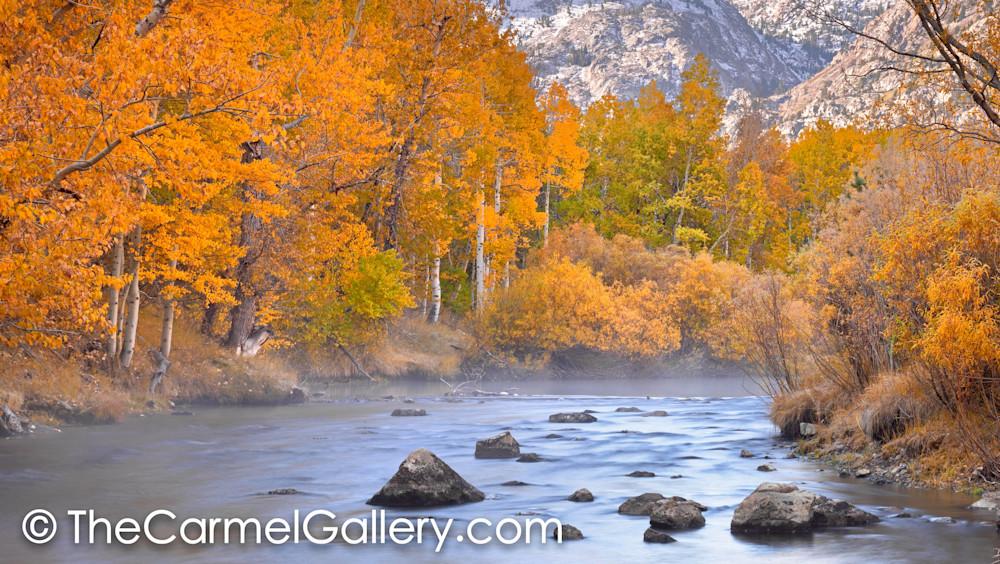 Rush Creek in Autumn