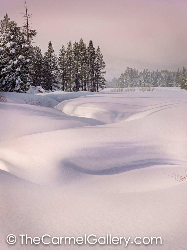 Clearing Storm, High Sierra