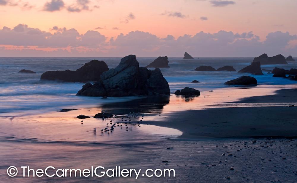 Twilight, Pacific Coast