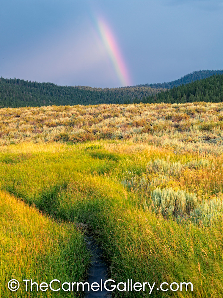 Martis Valley Rainbow