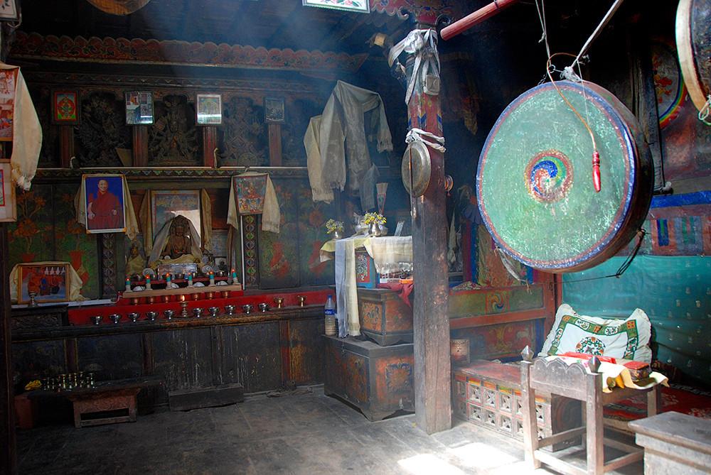 Old Bongo Monastery