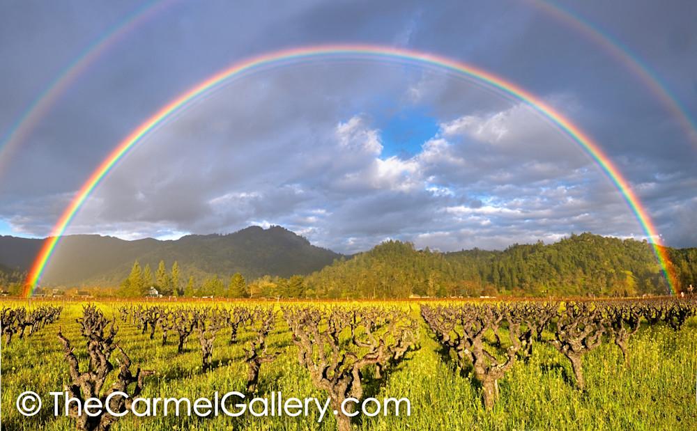 Napa Valley Rainbow
