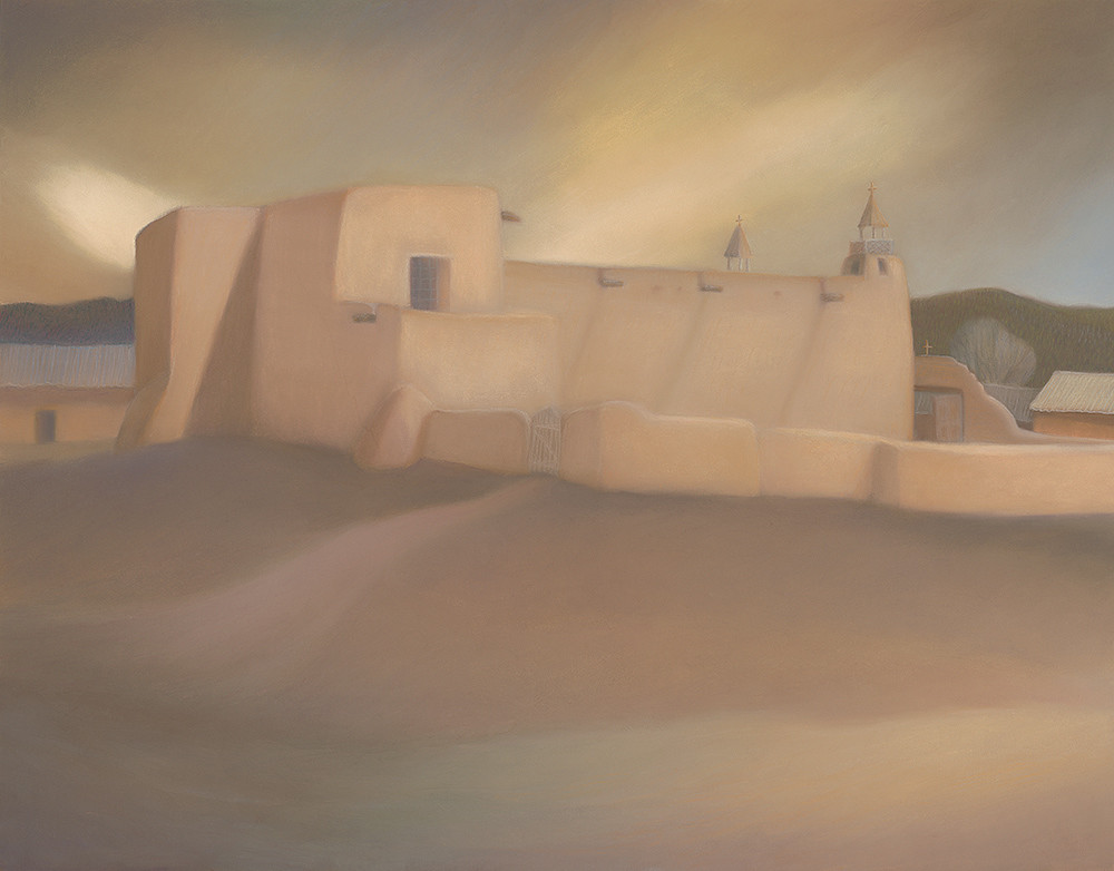 Las Trampas Light Art | Fine Art New Mexico