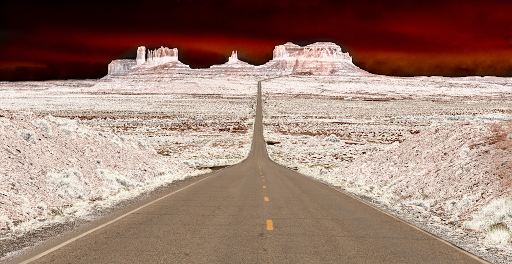 Navajo Boulevard Photography Art | JL Grief Fine Art Photography