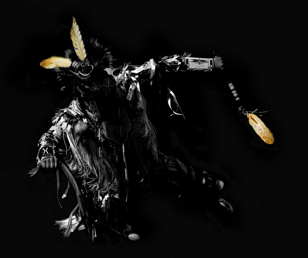 Ghost Dancer Photography Art | JL Grief Fine Art Photography