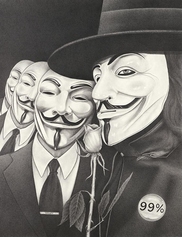 """99%"" Art | Brent Crabb Art"