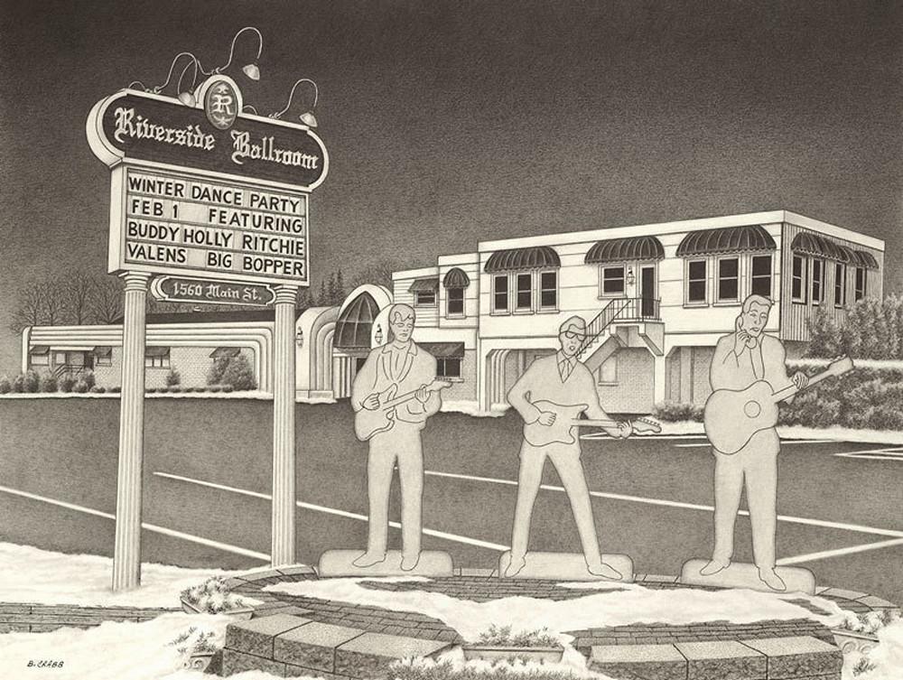 """""""Riverside Ballroom"""""""