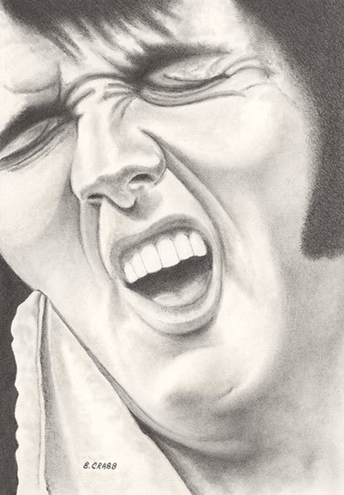 """Elvis"" Art 