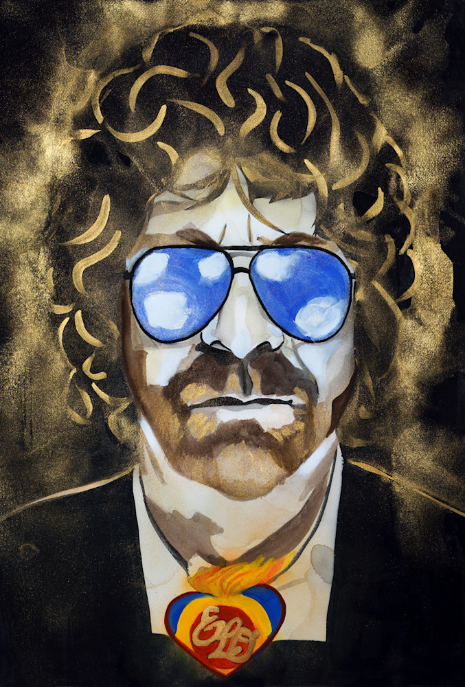 Jeff Lynne Art | William K. Stidham - heART Art