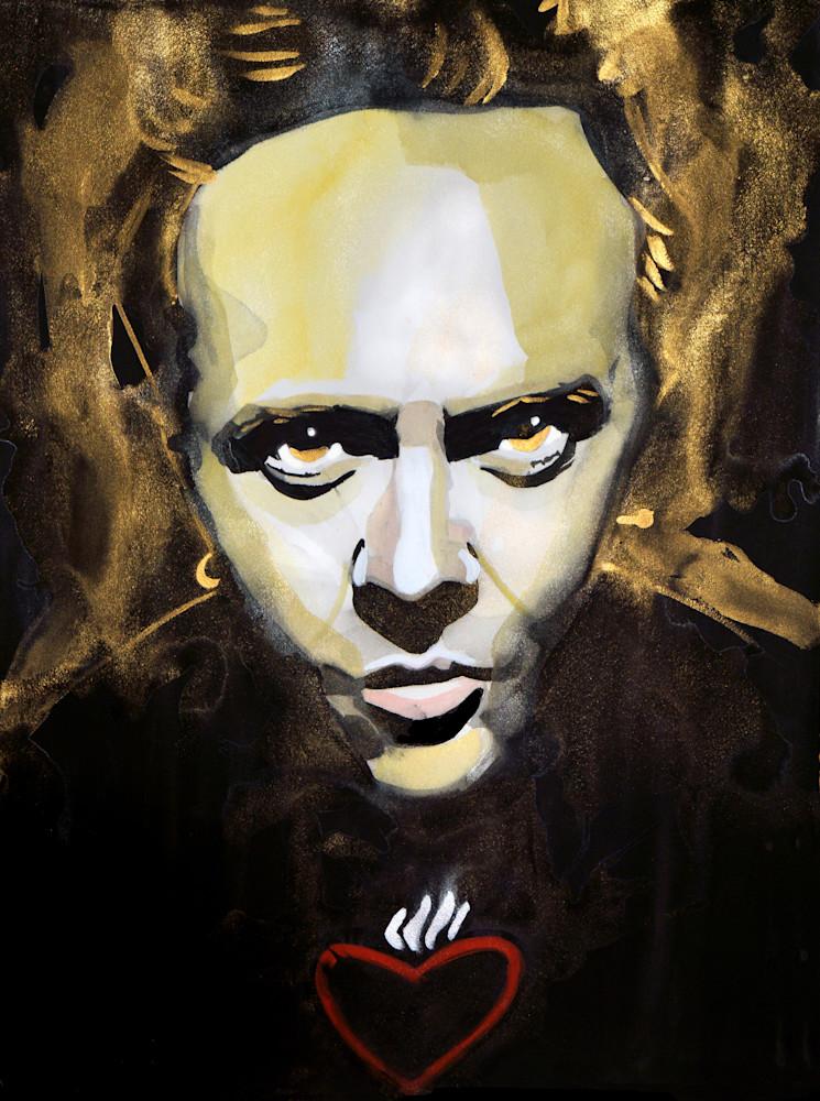 Lars Ulrich Art | William K. Stidham - heART Art